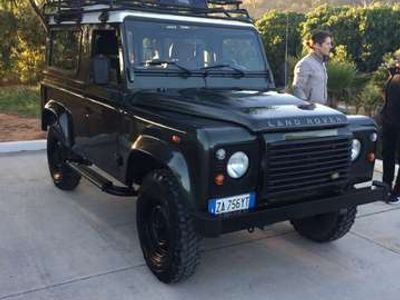 usado Land Rover Defender 90 Techo Lona E