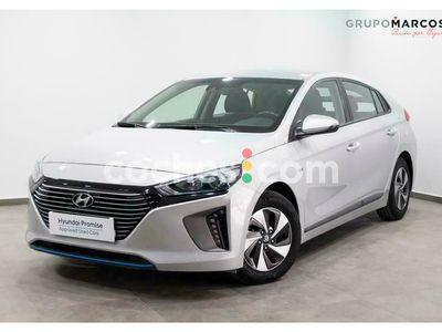 usado Hyundai Ioniq Hev 1.6 Gdi Klass Nav 141 cv en Alicante