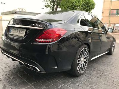usado Mercedes C63 AMG AMG Clase W205 S 7G Plus
