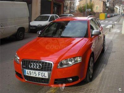 usado Audi A4 Avant 2.0 Tdi 140cv Dpf 5p. -07