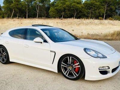 usado Porsche Panamera 4S Aut.