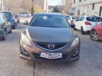 gebraucht Mazda 6 2.2 DE 129cv Style