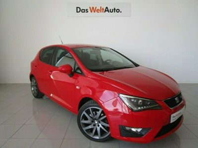 usado Seat Ibiza 1.6TDI CR FR 77 kW (105 CV)