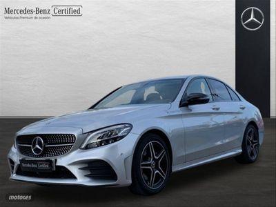 usado Mercedes C200 Clase Cd