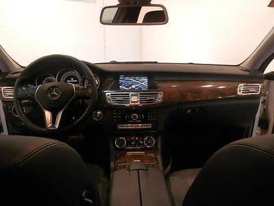 usado Mercedes CLS350 350CDI BE DIESEL 265 CV