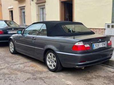 usado BMW 318 Cabriolet Serie 3 E46 Cabrio