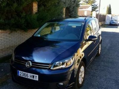 usado VW Touran 1.6 TDI 105cv Advance -14