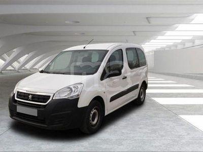 usado Peugeot Partner Tepee Access 1.6 BlueHDi 55KW 75CV