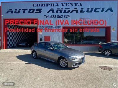 usado Alfa Romeo Giulia Giulia 2.2 Diesel 110kW 150CVAT