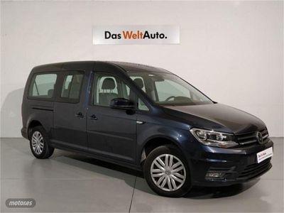 begagnad VW Caddy Maxi Trendline 2.0 TDI 75kW 102CV BMT