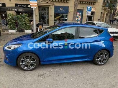 usado Ford Fiesta 1.1 Pfi Glp St Line 75 cv en Barcelona