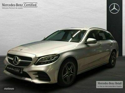 usado Mercedes C220 Estate d Estate AMG Line