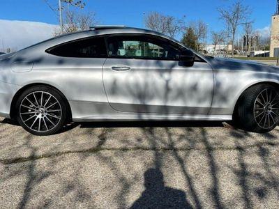 usado Mercedes 300 Clase C C Coupe
