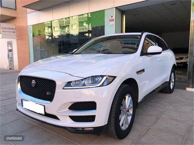 gebraucht Jaguar F-Pace 2.0L i4D AWD Automatico Pure