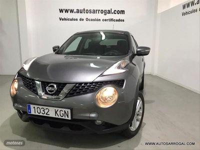 usado Nissan Juke dCi EU6 81 kW 110 CV 6MT ACENTA