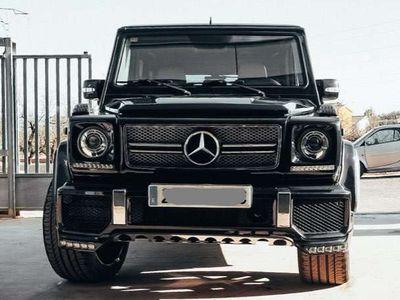 usado Mercedes G500