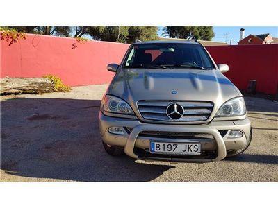 usado Mercedes ML270 CDI Special Final Edition