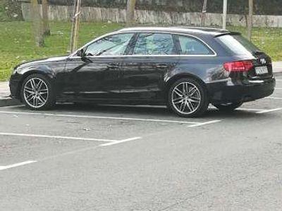 usado Audi A4 Avant 2.0TDI DPF 136 ambition