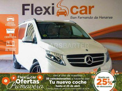 usado Mercedes V220 220 CDI Avantgarde Largo 5p