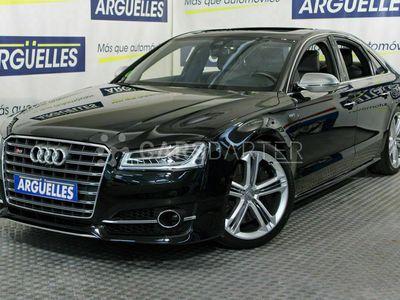 usado Audi S8 4.0 TFSI quattro tiptronic 520cv ÚNICO 4p