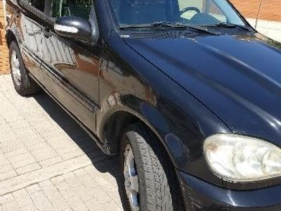 usado Mercedes ML270 CDI