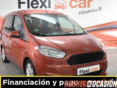 usado Ford Tourneo Courier 1.0 EcoBoost 100cv Titanium, Segunda Mano, Madrid