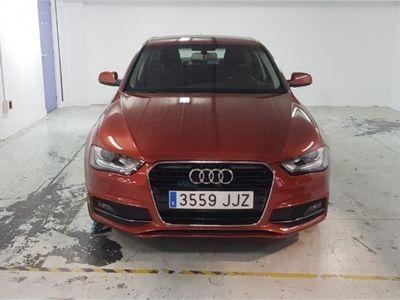 brugt Audi A4 2.0 TDI 150CV multitronic S line edition