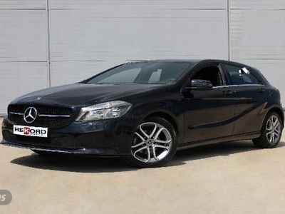 second-hand Mercedes A180 Clase Ad 80 kW (109 CV)