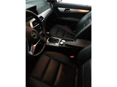 usado Mercedes C200 Estate CDI BE Avantgarde 7G Plus