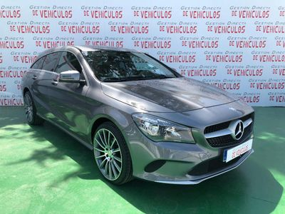 usado Mercedes CLA200 Shooting Brake CDI Urban 7G-DCT
