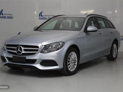 used Mercedes C220 Clase CBlueTEC Estate