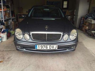 usado Mercedes E320 CDI 4M