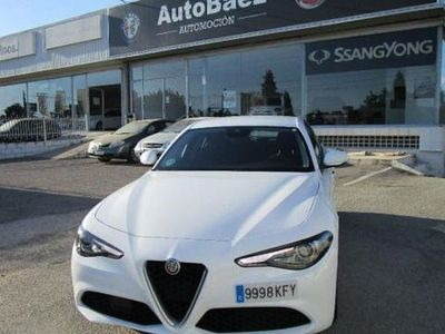 usado Alfa Romeo Giulia 2.2 Diesel 150