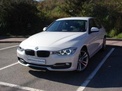 gebraucht BMW 318 d Berlina
