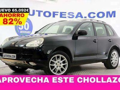 usado Porsche Cayenne 3.2 V6 250cv Tiptronic 4x4 5p # TECHO ELE,CUERO,GP