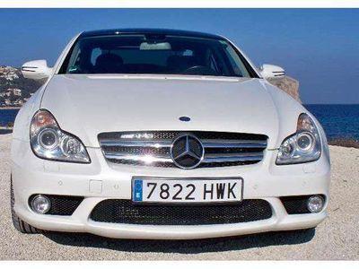 usado Mercedes CLS350 350CDI Aut.