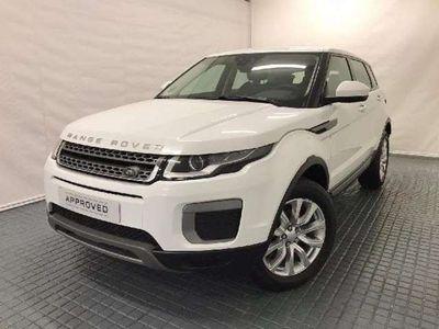 usado Land Rover Range Rover evoque 2.0L ED4 150BHP 2WD SE 150 5P