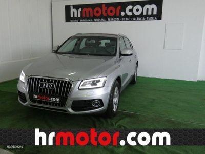 brugt Audi Q5 2.0TDI quattro 150