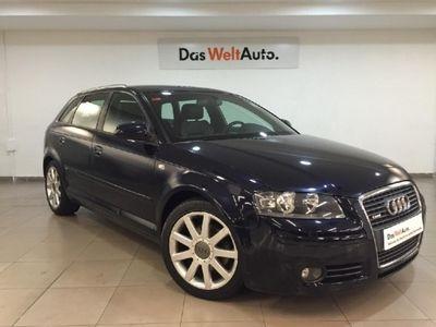 brugt Audi A3 Sportback 1.9 TDI DPF AMBITION 5P