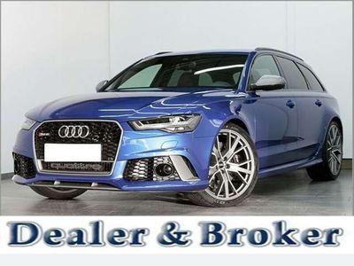 usado Audi RS6 RS6Avant 4.0 TFSI performance Q. Tip.