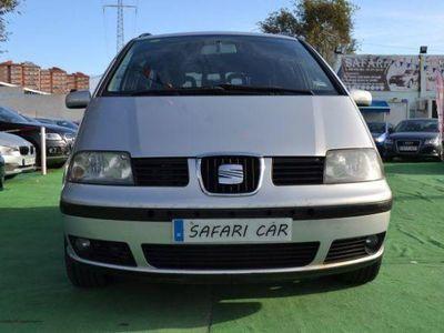 usado Seat Alhambra 1.9TDi 4 Sport