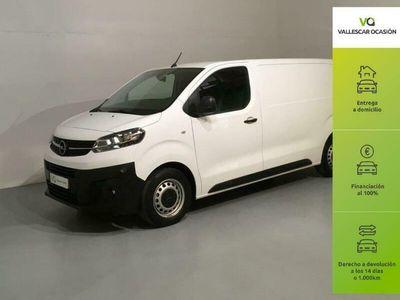 usado Opel Vivaro FG SELECT 2.0 D 150 CV LWB L INC 4P