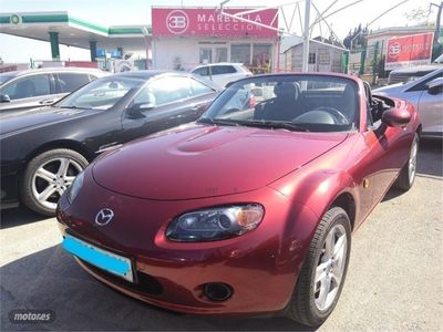 used Mazda MX5 Active 1.8 Roadster Coupe