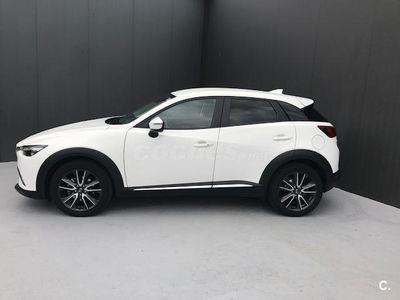 usado Mazda CX-3 1.5D Luxury AWD Aut.
