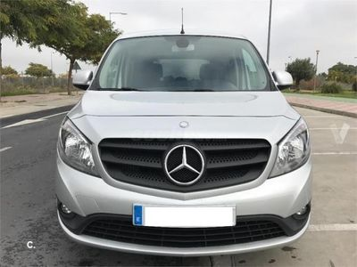 usado Mercedes Citan 111 Cdi Tourer Prime Largo 5p. -16