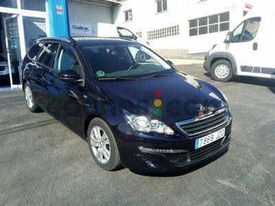 usado Peugeot 308 Sw 1.6 Bluehdi Style 120 120 cv en Coruña, A