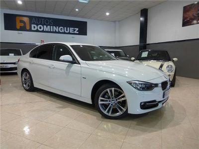 begagnad BMW 318 dA Sport