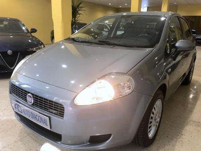 usado Fiat Grande Punto 1.4 I 5P ¡¡¡80000KM!!! NAC/CLIMA DUAL