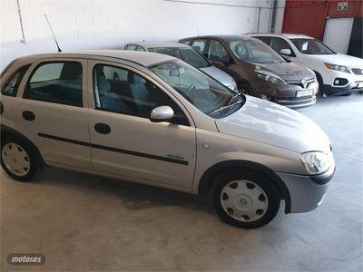 brugt Opel Corsa Club 1.2 16v