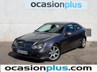 usado Mercedes 220 C Sportcoupe CDI 105 kW 143 CV